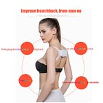 Posture Corrector Device Back Support