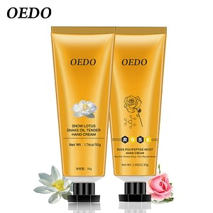 Rose Peptides Snow Lotus Hand Cream Essence