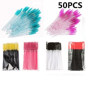 Eyelash Brush Makeup Disposable Mascara