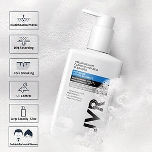 JVR 180g Amino Acid Facial Cleanser Nourishing