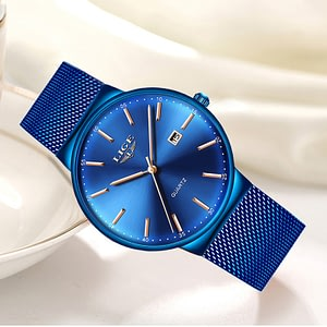 Womens Watches Top Brand luxury Analog Quartz Watch