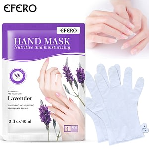 Hand Mask Lavender Exfoliating Mask for Hands