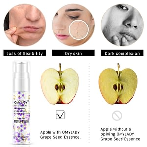 Grape Seed Essence Vitamin C Serum Face