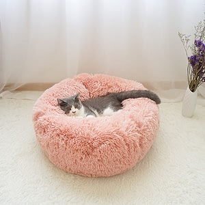 Cat Bed House Round Pet Cat Cave Pet