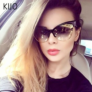 Retro sexy cat eye sunglasses fashion