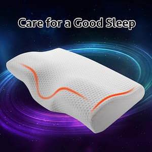 Memory Foam Bedding Pillow Neck Protection