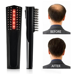 Electric Laser Hair Growth Anti Hair Loss Infrared