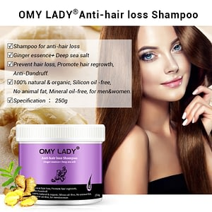 Shampoo Hair Thick Fast Growth Serum Herbal Liquid