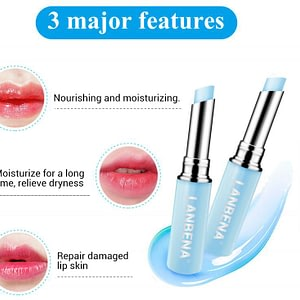 1Pc Hyaluronic Acid Lip Balm Lip Plumper