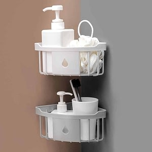 Shelf Wall Mount Bathroom Rack Holder