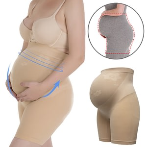 High Waist Shapewear Pregnancy Abdomen Support