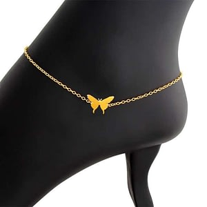 Stainless Steel Jewelry Cute Butterfly Bracelet