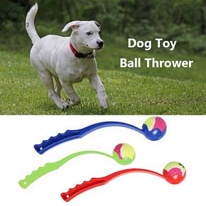 Pet Throwing ToysPet Supplies Outdoor Sports Dog Toy Ball Throwing Ball Launcher Pet Training Interactive Toy Dog Retrieve Toys