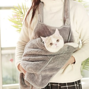 Cat Bag Sleeping Backpack Breathable Out-of-port Portable Shoulder Cats Bags Pet Supplies