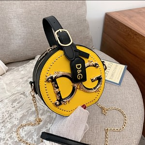 2021 New style Luxury Brand Women Shoulder Bag Small Purses Clutches Girl Handabg Crossbody Bags for Women PU leather bag 18cm