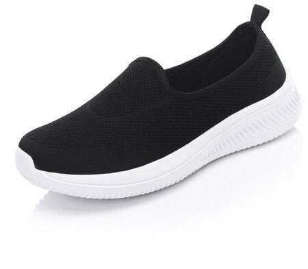 Women's sneakers Summer flat bottom breathable walking shoes