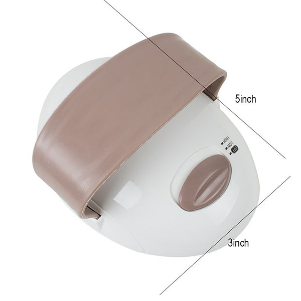 Electric Body Massager Gear Roller Cellulite