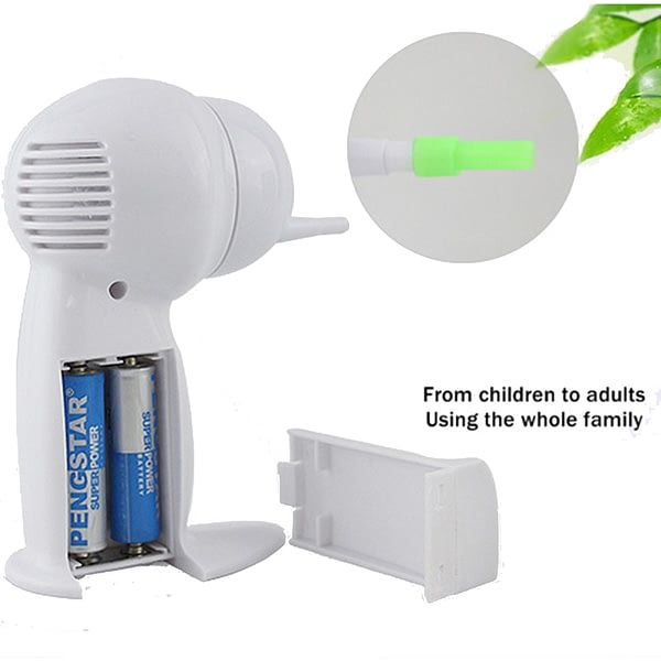 Ear Care Safe Electric Ear Cleaning Cleaner