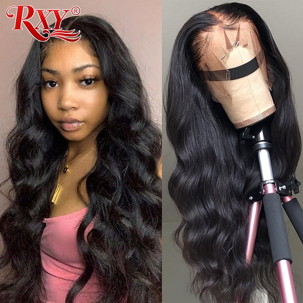 RXY Pre Plucked 250 Density Human Hair Wigs
