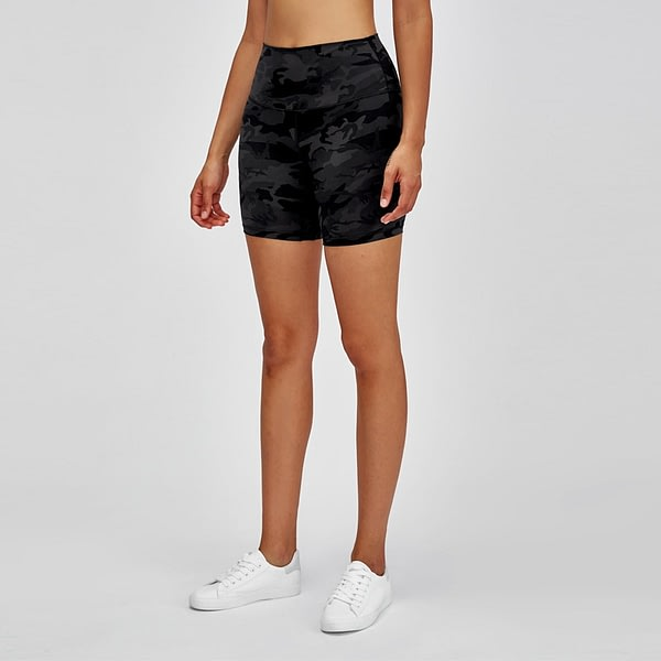 High Waisted Workout Shorts Women Super Stretchy