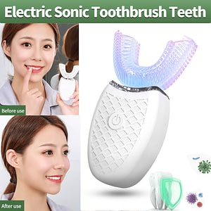 Automatic Sonic Toothbrush 360 Degree