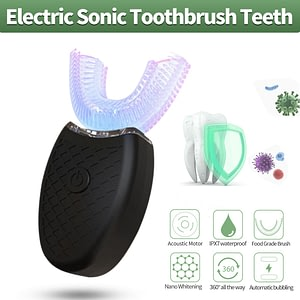 360 Degree Electric Toothbrush Gums Massage