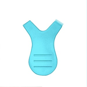 Y Shape Cleaning Heads Plastic Soft Brush