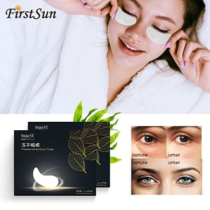 Freeze Dried Collagen Eye Mask Anti-Aging