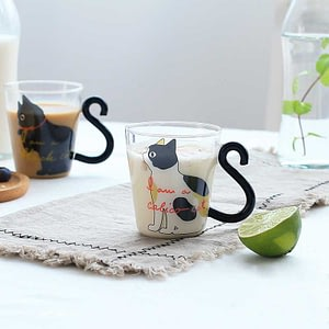 Kitten Office Drinkware Tumbler Gift 250m