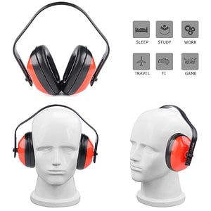 Earmuffs Mute Headphones For Sleep