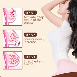 Ginseng Breast Enlargement Cream Chest