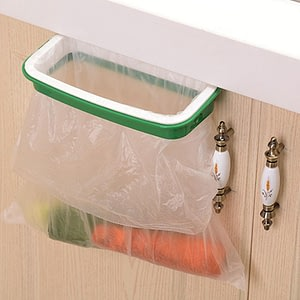 Kitchen Cabinets Storage Hanging Rubbish Bag
