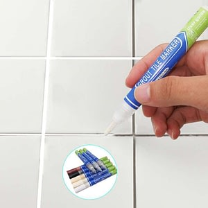 1pc Repair White Tile Refill Grout Pen Waterproof