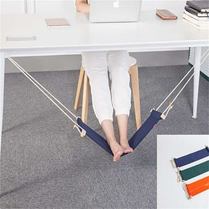 Desk Feet Hammock Foot Chair Care Tool