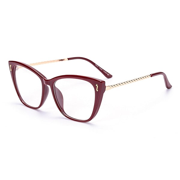 Retro Cat Eye Glasses Frames For Women