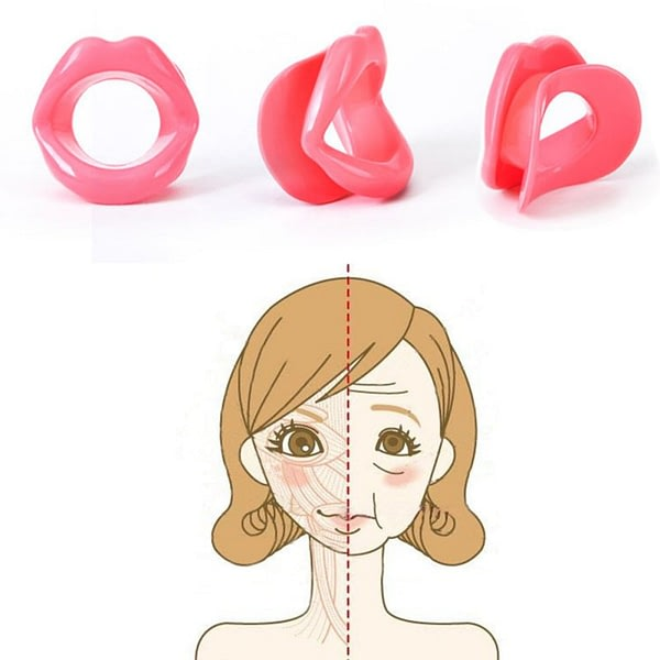 Massage Face-lift Tool Make Up Silicone Rubber