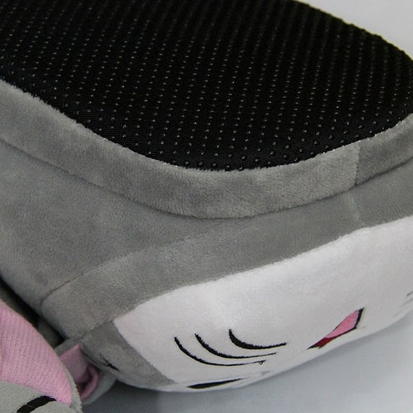 Cat Plush Slippers Funny Shoes Women Cotton