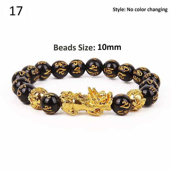 Bracelets Chinese FengShui Pixiu Color Changing